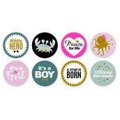Stickers Newborn van CollectivWarehouse