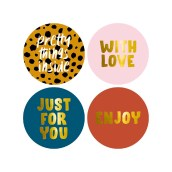 Stickers Quotes van Studio Stationery