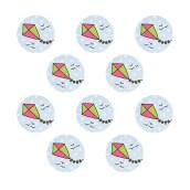 Stickers Zomer van Nouk-san