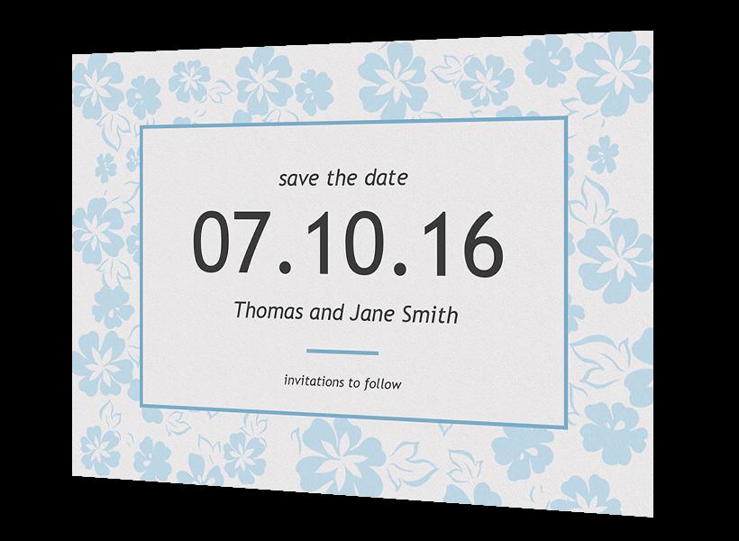 Make Save Date Postcards