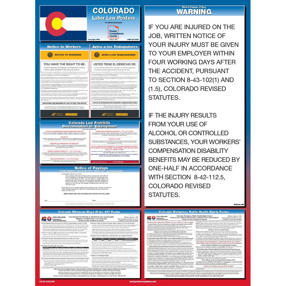 poster compliance center