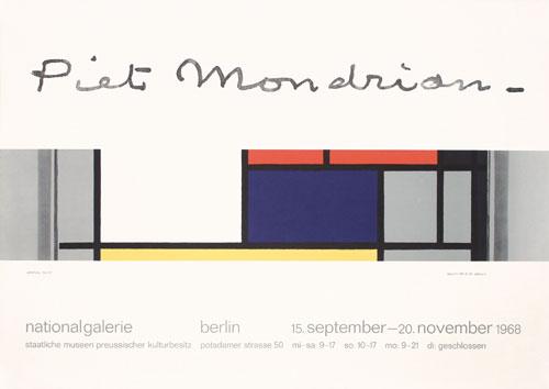 Today In History Piet Mondrian Born 1872
