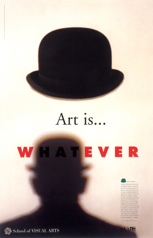 Milton Glaser  Poster Poster  Nothing but posters