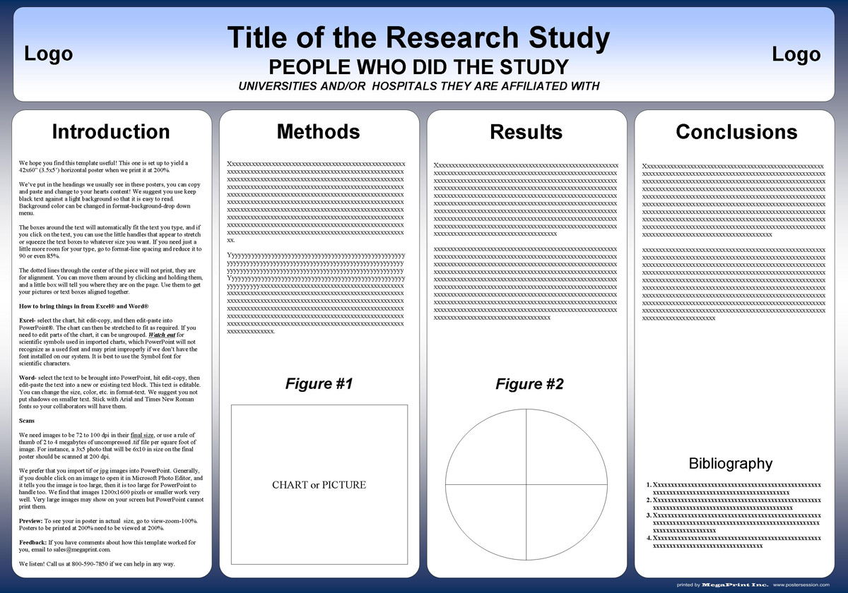 Research Project Presentation Template Hospi Noiseworks Co