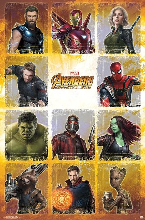 avengers infinity war 52658