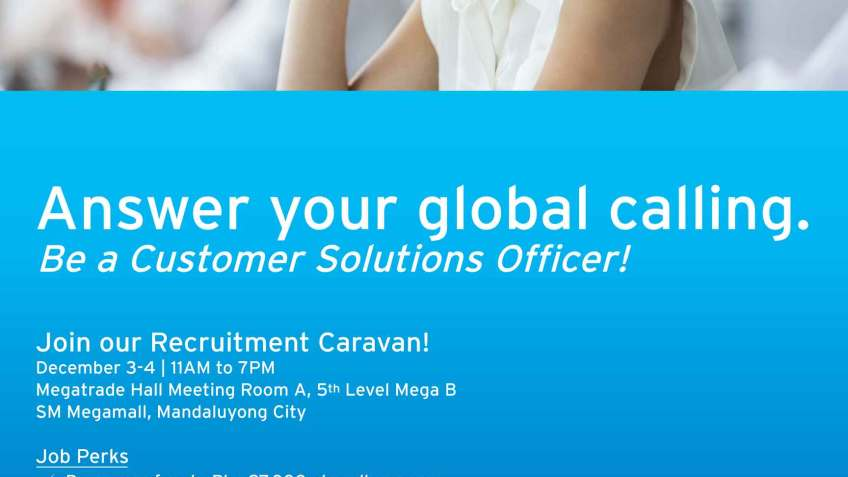 Magnus: CSR Hiring on December 3 & 4   free Classified   Free Advertising   free classified ads