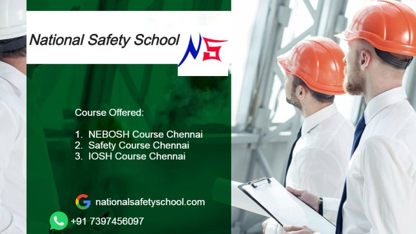 Nebosh Course Training in Chennai | free Classified | Free Advertising | free classified ads