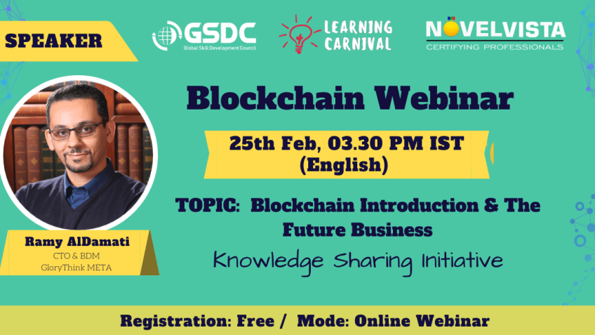FREE Webinar on Blockchain Introduction & The Future Business | free Classified | Free Advertising | free classified ads