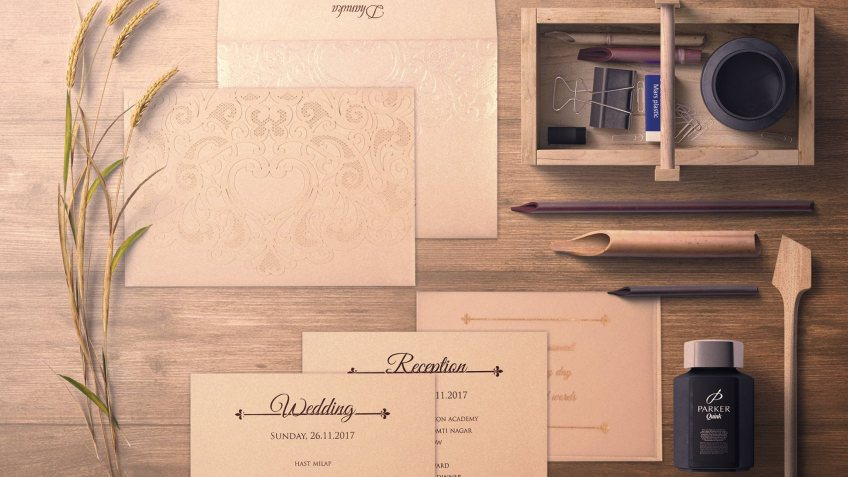Alluring Wedding Invitations Collection by 123WeddingCards | free Classified | Free Advertising | free classified ads