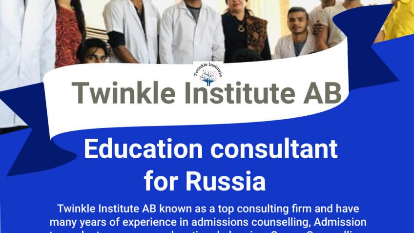Education Consultant-2020-21 Twinkle InstituteAB | free Classified | Free Advertising | free classified ads