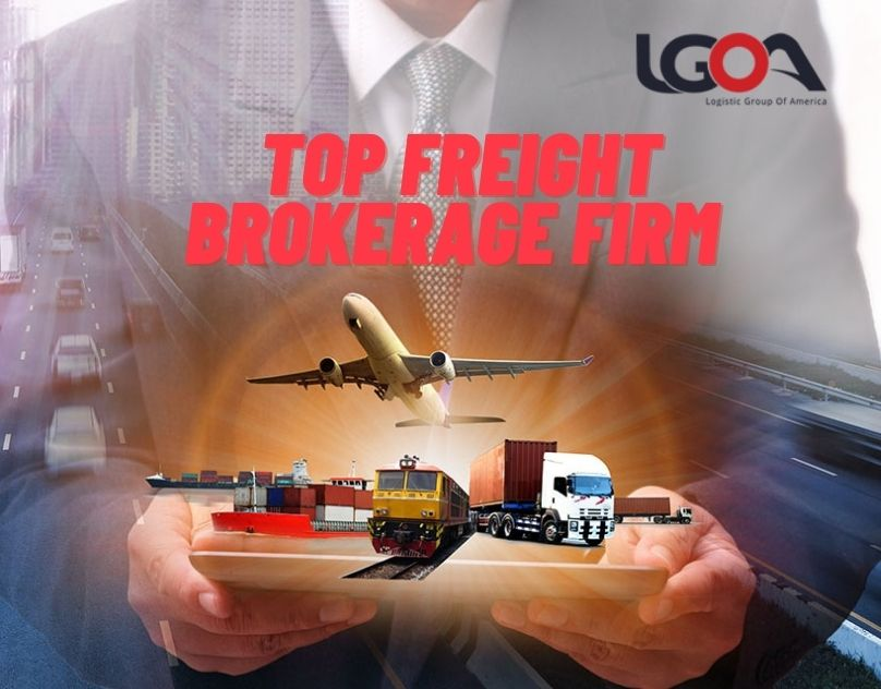 Top Fright Brokerage Firm