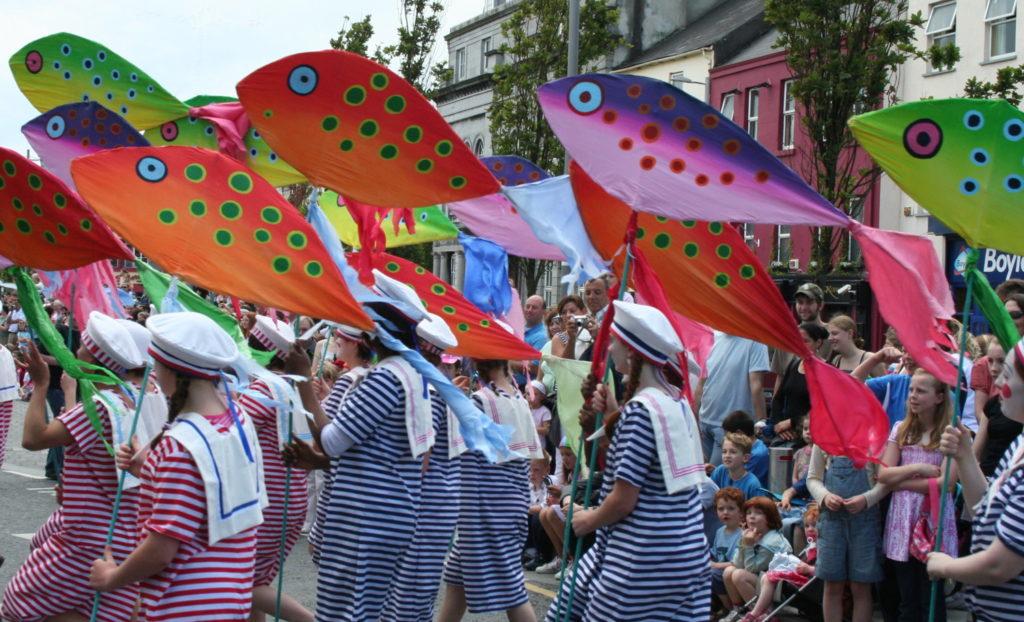 University of Limerick offers world's first MA Festive Arts