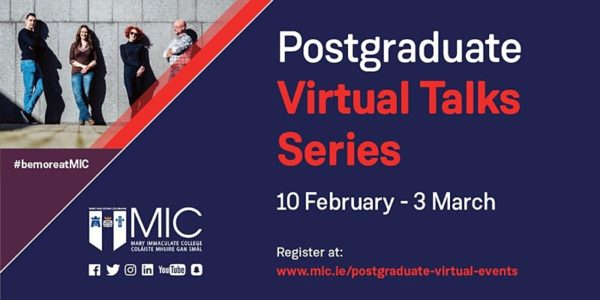 MIC Postgraduate Virtual Talks