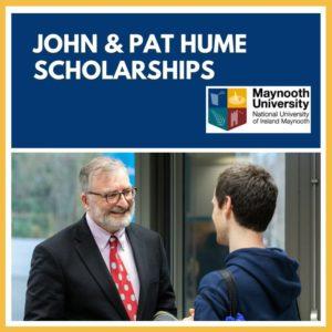 Maynooth University John & Pat Hume Doctoral Awards