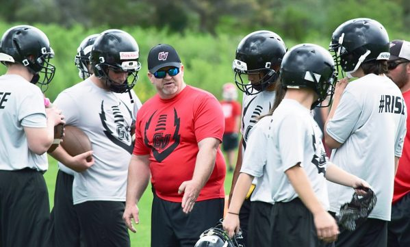 Experience counts for new Grand Valley High football coach