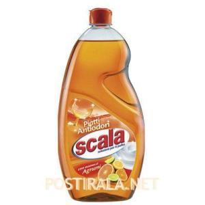 Жидкость для мытья посуды SCALA Detersivo per stoviglie a mano agrumi, 1250 ml