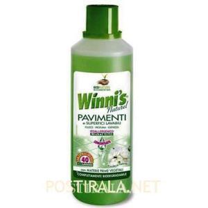 Средство для мытья пола Winni's Pavimenti e Superfici Lavabili, 1lt