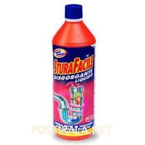 Средство для очистки труб Stura Facile, 1000 ml