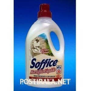 Жидкий стиральный порошок Soffice Marsiglia, 1 lt