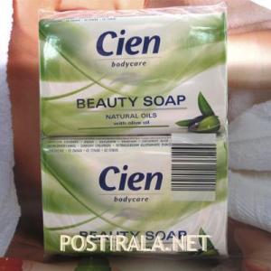 Мыло CIEN Natural Oils, 150 гр
