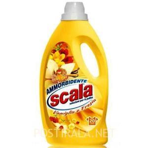 SCALA Ammorbidente Vaniglia e Fresia, 1700 ml
