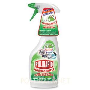 Pulirapid Igienizzante Trigger антибактериальный, 500ml