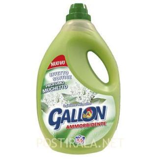 Gallon Ammorbidente Profumo Mughettol