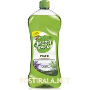 GREEN EMOTION piatti lavanda e rosmarino, 1000 ml