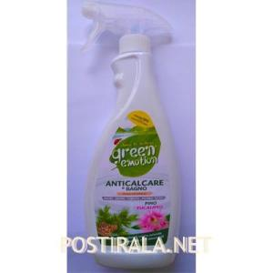 Green emotion anticalcare bagno, 750 ml