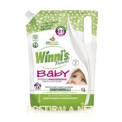 wiinis гель для детского белья