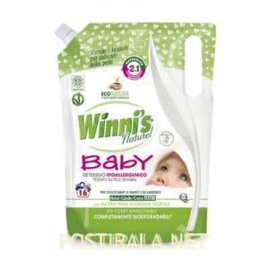 Детский гель для стирки Winni's Baby Lavatrice 2 in 1, 800мл