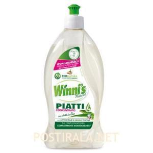 Средство для мытья посуды Winni's Piatti Aloe, 500 ml