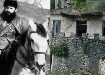 Βίνιανη: τα ερείπια της «κυβέρνησης του βουνού»
