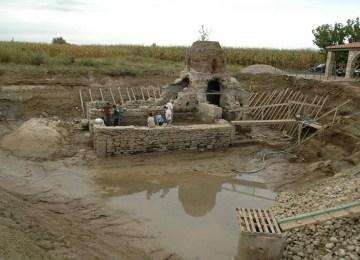 Μαύρικας Αγρινίου: Το βυζαντινό εκκλησάκι που «δακρύζει»