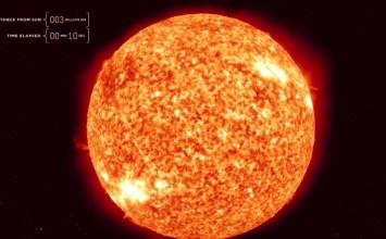 Ένα ταξίδι στο σύμπαν με την ταχύτητα του φωτός