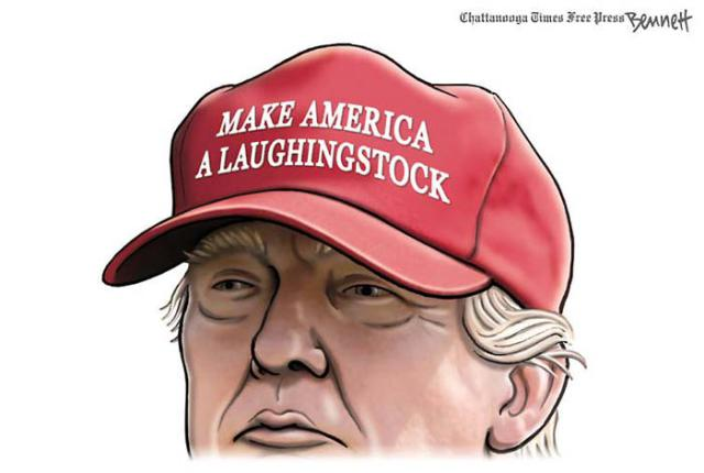 Trump-Laughingstock