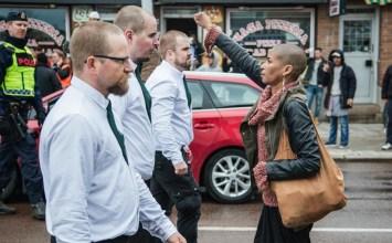 Η «Ελευθερία» του Delacroix είναι σήμερα αφρο-σουηδή