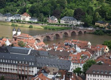 Χαϊδελβέργη: Περπατώντας στην πόλη του ρομαντισμού και των φιλοσόφων