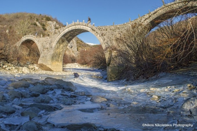 1-Plakida bridge frozen