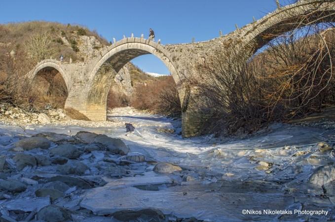 1-Plakida bridge frozen