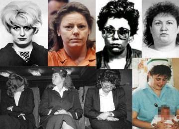 Το ψυχο-εγκληματικό προφίλ της γυναίκας serial killer