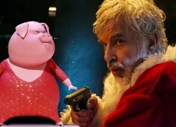 CINEMA: Απογειωτικό animation εναντίον βέβηλου Άγιου Βασίλη