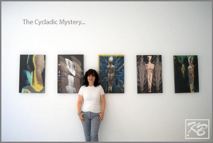 CYCLADIC MYSTERY BY KALLI BELLOU