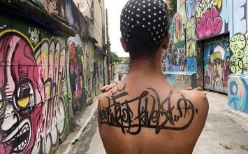 MOF: Η μεγαλύτερη γιορτή της Urban Art στο Rio de Janeiro