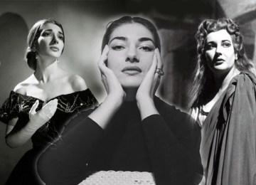 Οι αριστουργηματικές ηχογραφήσεις της Maria Callas