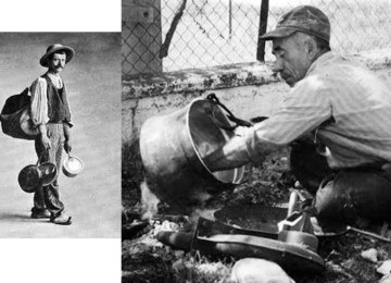 Επαγγέλματα του χάθηκαν: Οι καλαντζήδες της Ηπείρου