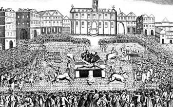 «Θεαματική» τιμωρία και καταπολέμηση του εγκλήματος