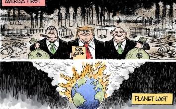 Βραβεία Πούλιτζερ εναντίον Τραμπ