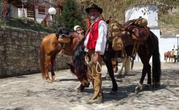 Athens-Kassel Ride: Ένα ταξίδι 3.000 χιλιομέτρων με άλογα από τον Πραστό της Αρκαδίας στο Κάσσελ της Έσσης