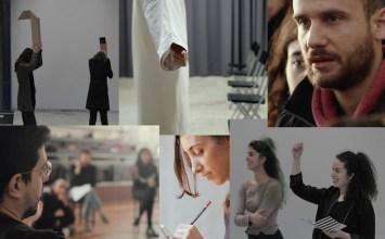 Τρίτη Πλατφόρμα Παραστατικών Τεχνών Mēta στο θέατρο ΠΟΛΗ